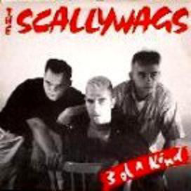 Scallywags - 3 Of A Kind
