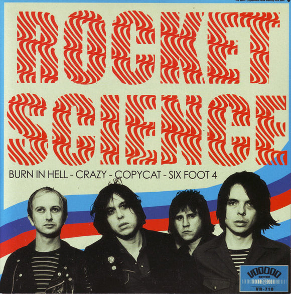 Rocket Science - Burn In Hell
