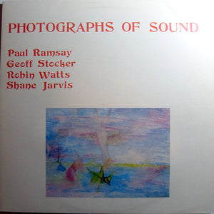 PGRS - Photographs Of Sound