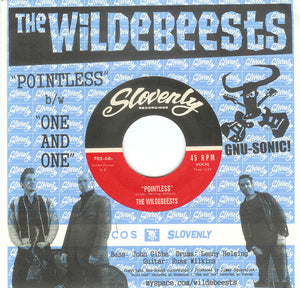 The Wildebeests - Pointless / One And One