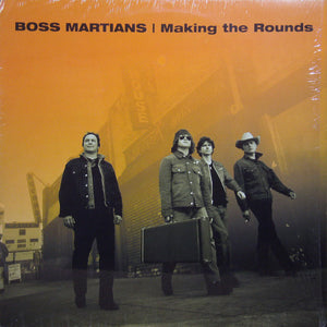 Boss Martians - Making The Rounds