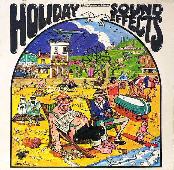 The BBC Sound Effects Library - Sound Effects No. 18 - Holiday