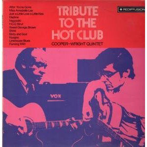 Cooper-Wright Quintet - Tribute To The Hot Club
