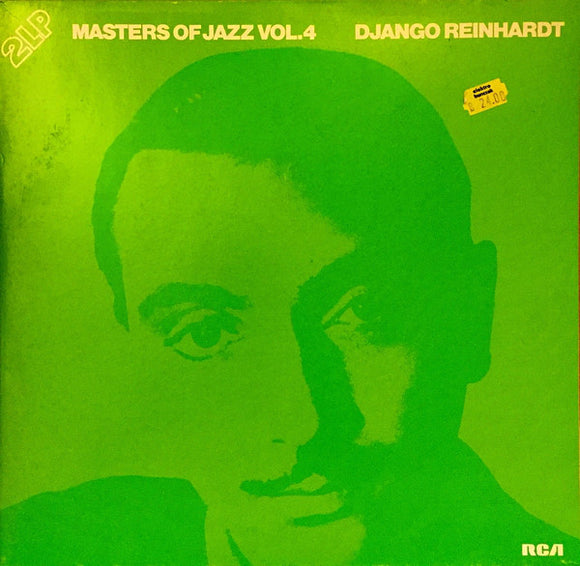 Django Reinhardt - Masters Of Jazz Vol.4