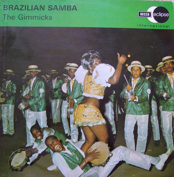The Gimmicks - Brazilian Samba