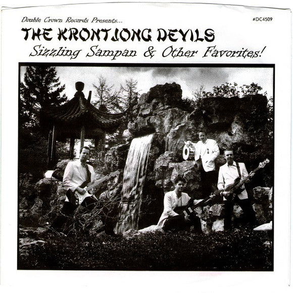 The Krontjong Devils - Sizzling Sampan & Other Favorites!