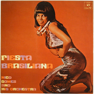 Nico Gomez And His Orchestra - Fiesta Brasiliana