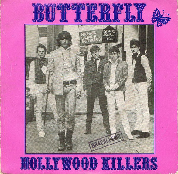Jim Penfold & The Hollywood Killers - Butterfly