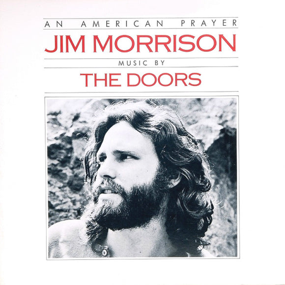 Jim Morrison Music By The Doors - An American Prayer
