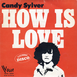 Candy Sylver - How Is Love