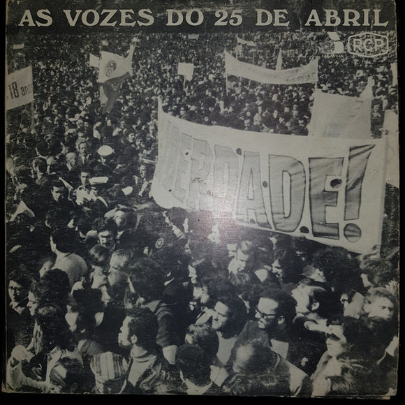 Various - As Vozes Do 25 De Abril