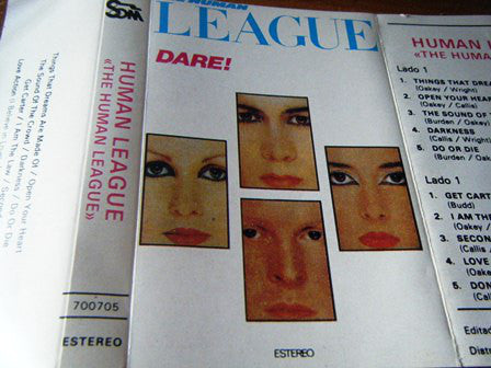 The Human League - Dare!