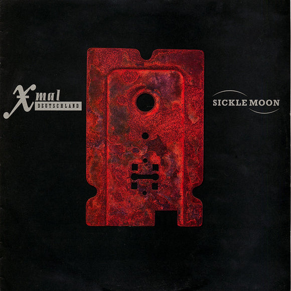 X Mal Deutschland - Sickle Moon
