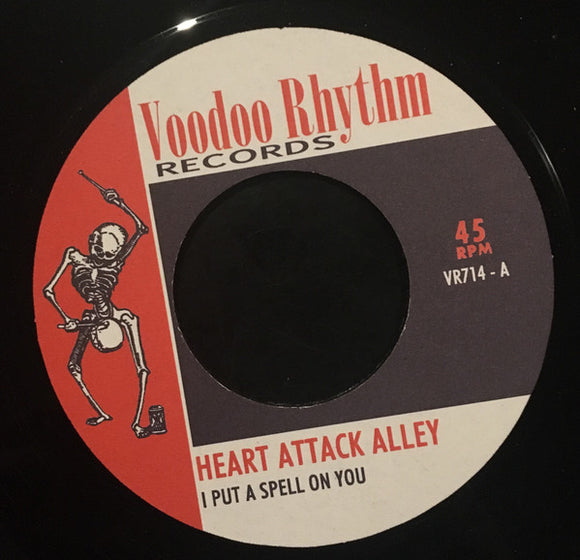Heart Attack Alley - I Put A Spell On You