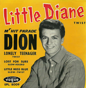 Little Diane / Lost For Sure / Lonely Teenager / Little Miss Blue