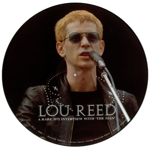 Lou Reed - A Rare 1972 Interview With 'The Man'