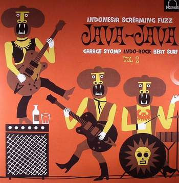 Various - Java-Java Indonesia Screaming Fuzz Vol 2
