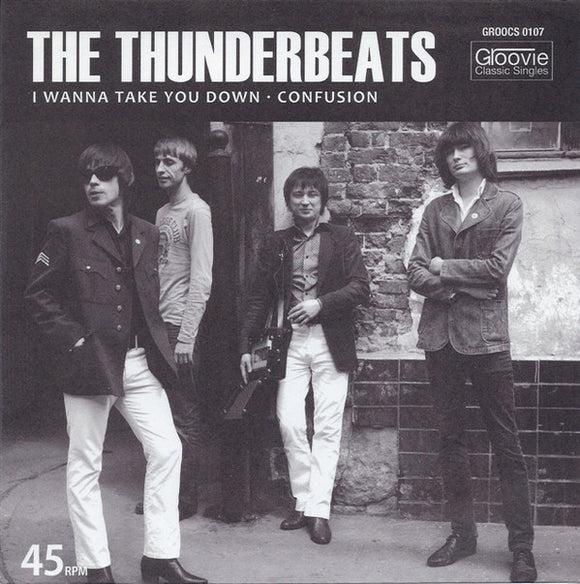 The Thunderbeats - I Wanna Take You Down / Confusion
