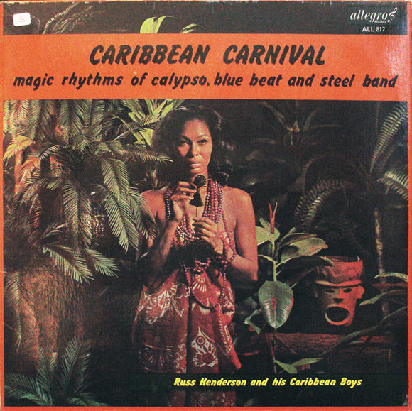 Russ Henderson And His Caribbean Boys - Caribbean Carnival