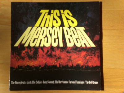 Various - This Is Mersey Beat