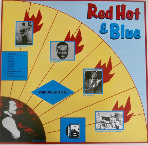 Various - Red Hot & Blue