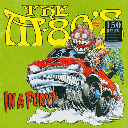 The M-80's - In A Fury!