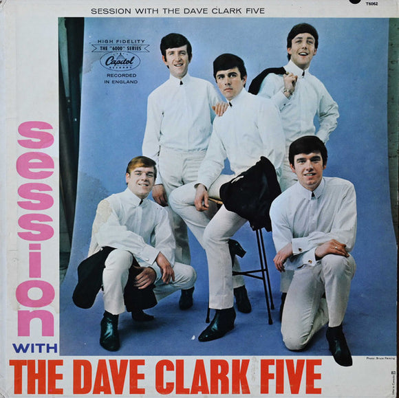 Session With The Dave Clark Five