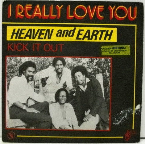 Heaven And Earth - I Really Love You