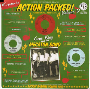 Various - It's Gonna Be Action Packed! Volume 9