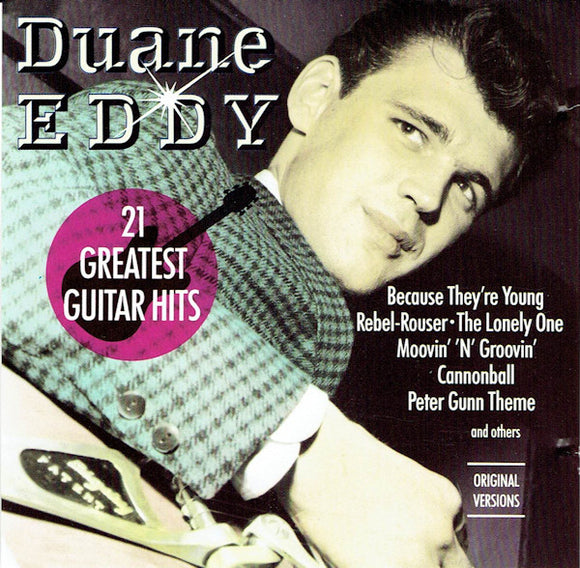 Duane Eddy - 21 Greatest Guitar Hits