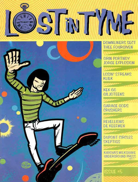Lost In Tyme - Volume 5