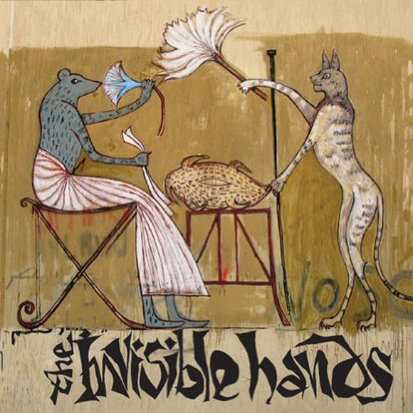 The Invisible Hands - The Invisible Hands