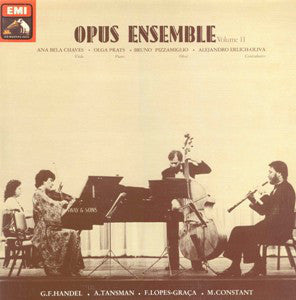 Opus Ensemble - Volume Il