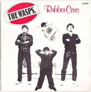 The Wasps - Rubber Cars