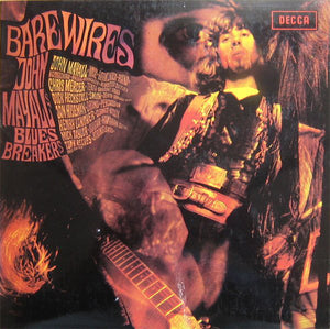 John Mayall & The Bluesbreakers - Bare Wires