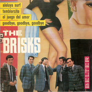 The Brisks - Aleluya Surf