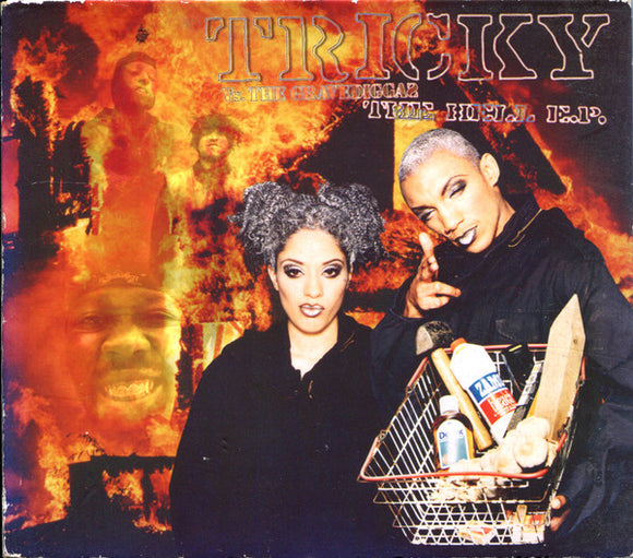Tricky Vs. Gravediggaz - The Hell E.P.