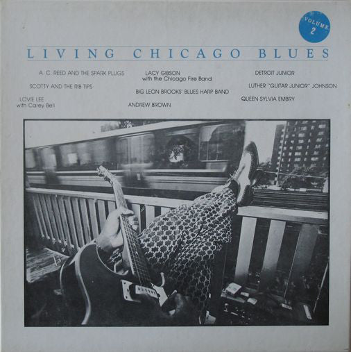 Living Chicago Blues Volume 2