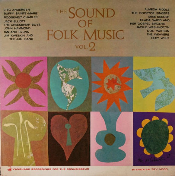 Various - The Sound Of Folk Music - Volume 2