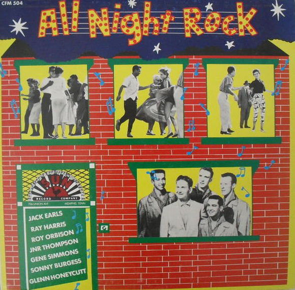 All Night Rock
