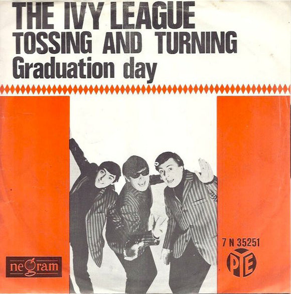 The Ivy League - Tossing And Turning