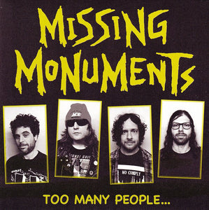 Missing Monuments - Too Many People...