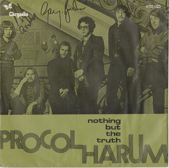 Procol Harum - Nothing But The Truth