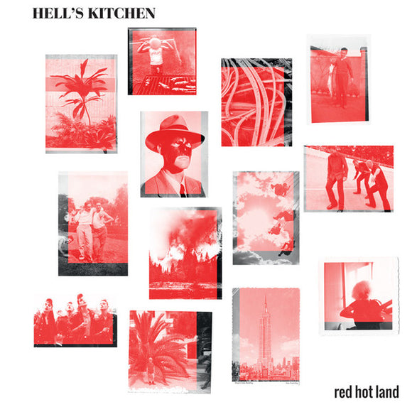 Hell's Kitchen - Red Hot Land