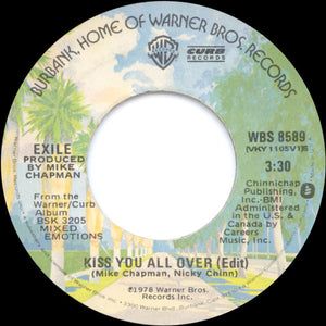 Exile - Kiss You All Over / Don't Do It