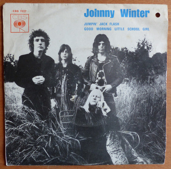 Johnny Winter - Jumpin' Jack Flash