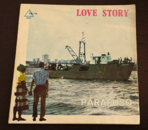 Parafuso - Love Story