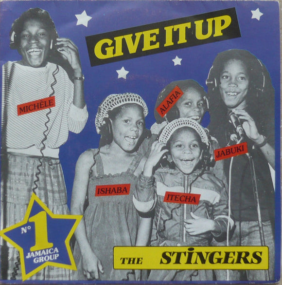 The Stingers - Give It Up