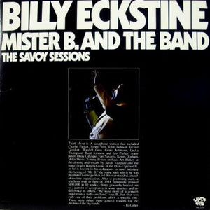 Billy Eckstine - Mister B. And The Band