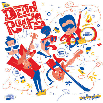 The Dead Rocks - Surf Explosão